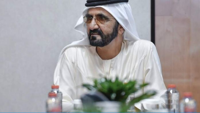 Sheikh Mohammed renames major Dubai road