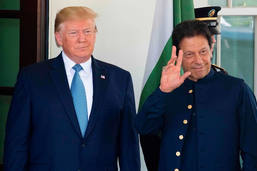 Trump has accepted Imran Khan's invitation to visit Pakistan: Qureshi