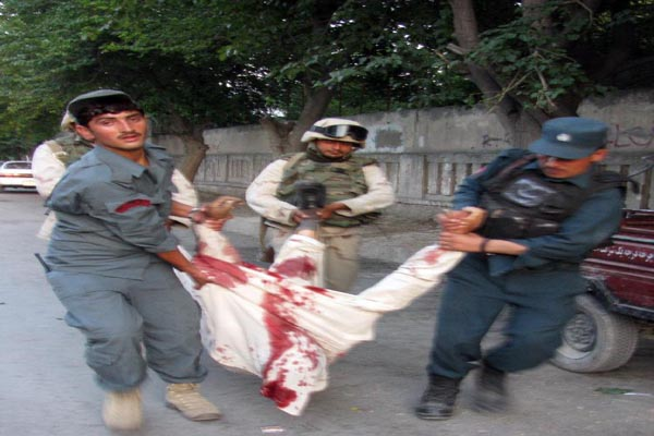 Another terror attack in Jalalabad, Afghanistan second in a week