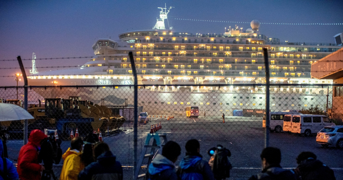 99 more COVID-19 cases on Japan cruise ship: Media