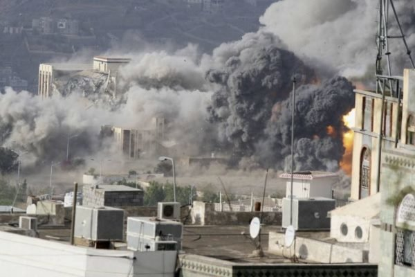 Saudi warplanes target Yemen wedding ceremony