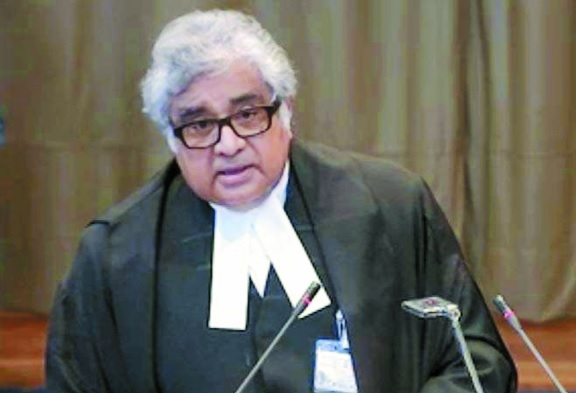 Harish Salve appointed Queen