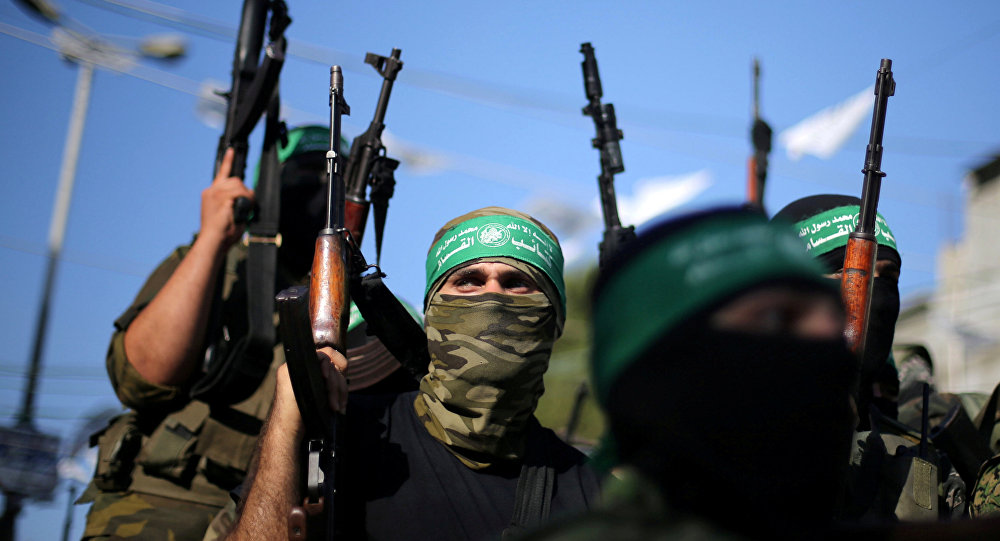 Palestinian militant groups announce ceasefire with Israel