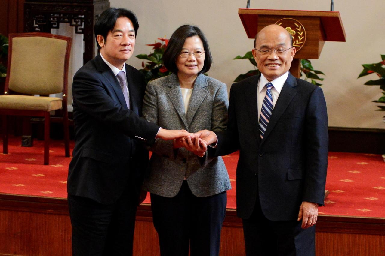Taiwan President appoints new PM