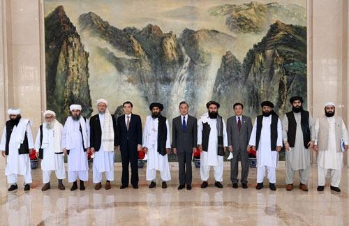 talibanapivotalmilitaryandpoliticalforceinafghanistan:china