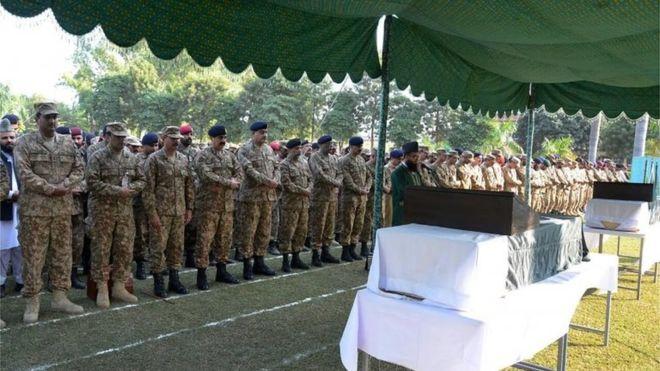 Kashmir clash: Pakistan says India killed seven troops
