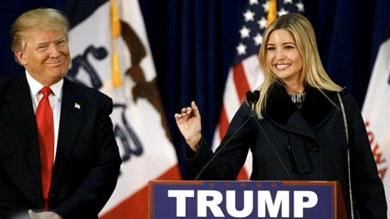 Daughter Ivanka and son-in-law Jared to accompany Donald Trump to India