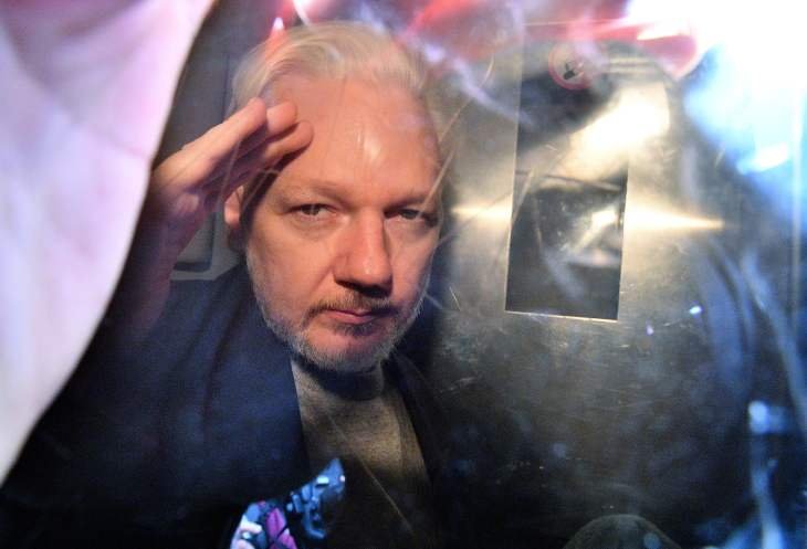 Sweden drops rape investigation into WikiLeaks founder, Julian Assange