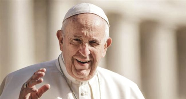 Pope Francis receives first shot of coronavirus vaccine