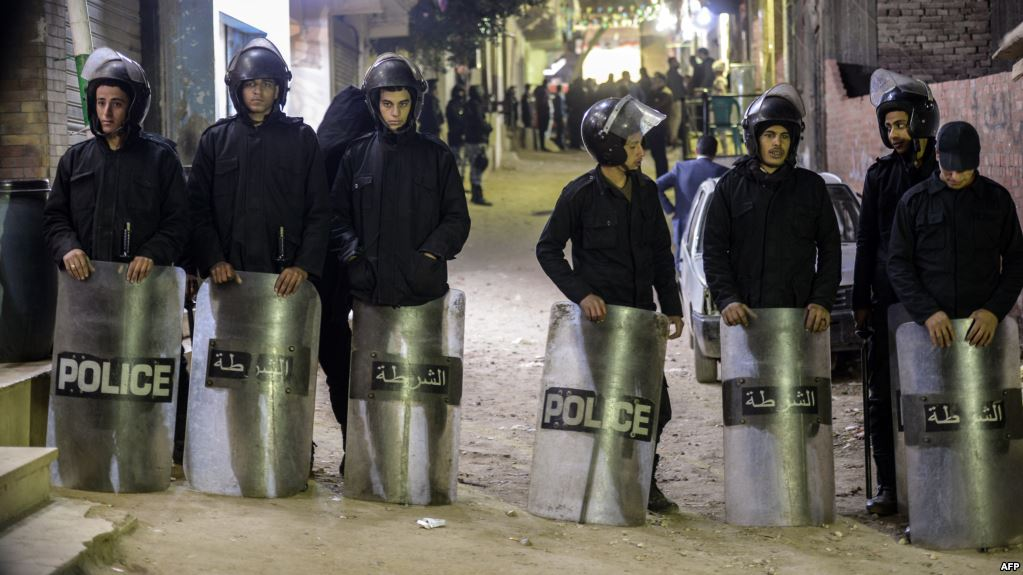 Bomb Kills Egyptian Policeman Trying to Defuse It
