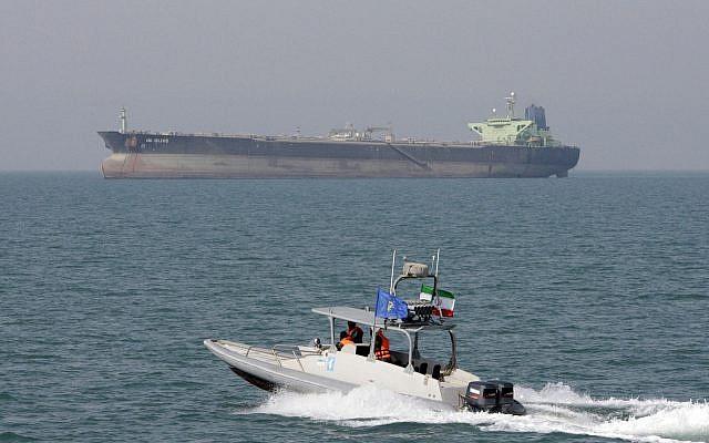 Iran says European fleet in Gulf would be