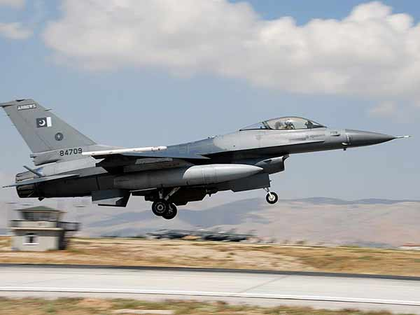 US count shows that no Pakistan's F-16 jets shot down in Indian battle