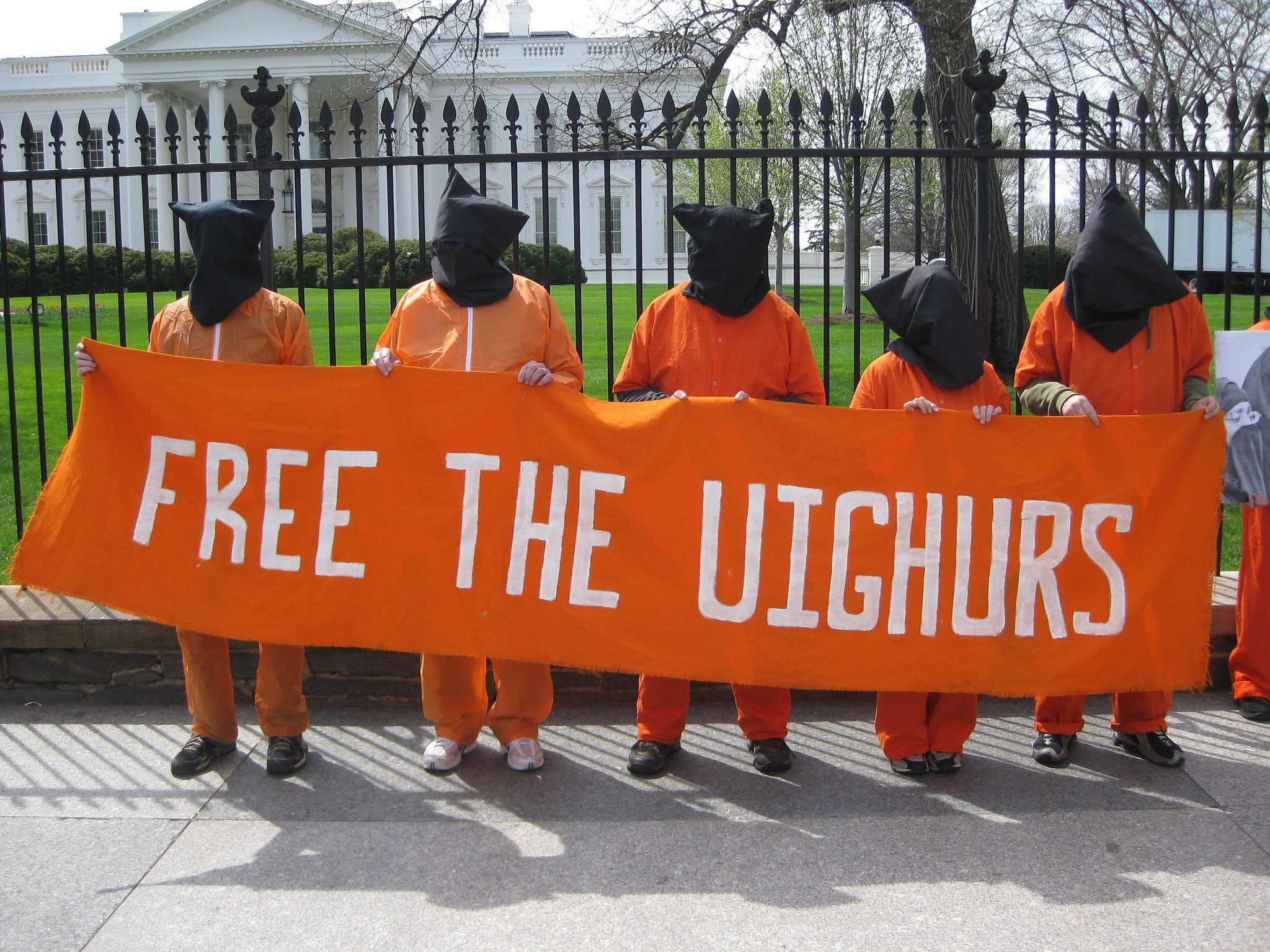 Pressure mounts on China to respect Uyghur rights