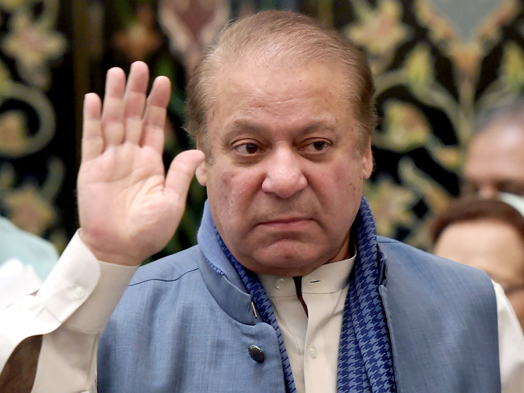 Nawaz Sharif hospitalised after his health condition deteriorated