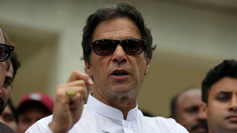 40 militant groups were operating in Pakistan: Imran Khan