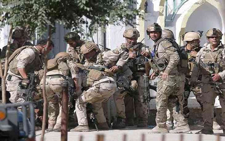 Over 27 Taliban terrorists killed in Afghanistan