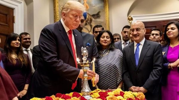 Donald Trump to celebrate Diwali at White House on Thursday