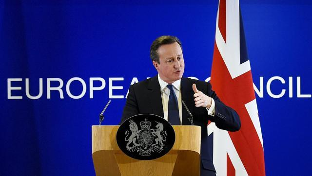 British PM Cameron wins deal for