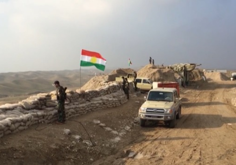 Iraqi forces free Hawjah area from IS