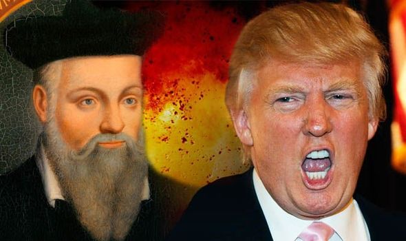 nostradamus2019prediction:donaldtrumpassassinationwarandhardbrexit