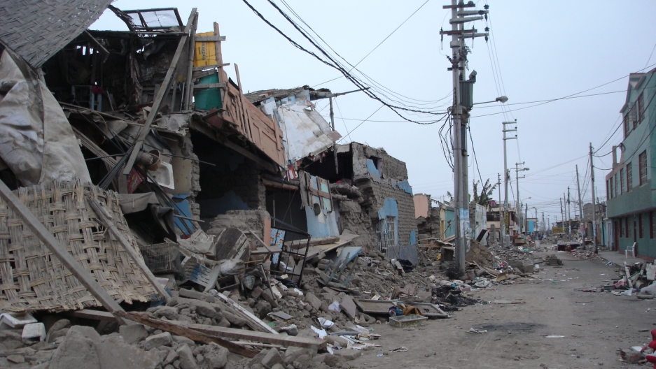 9 people killed in earthquake in Peru