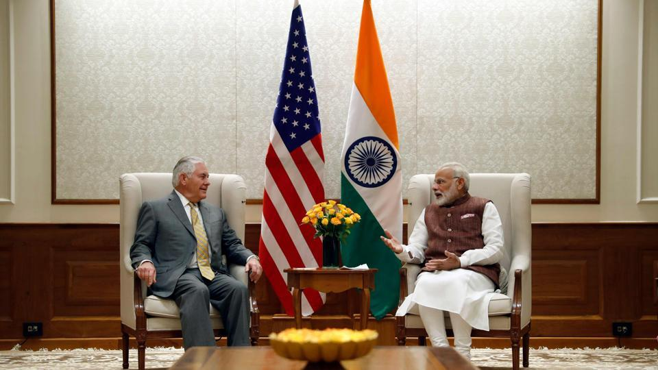 US looking at working-level quadrilateral with India,Japan, Australia