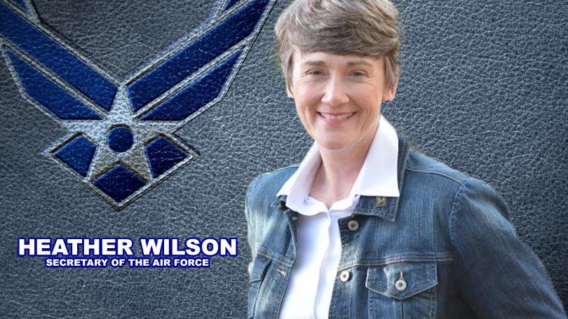 Senate confirms Heather Wilson as Trump