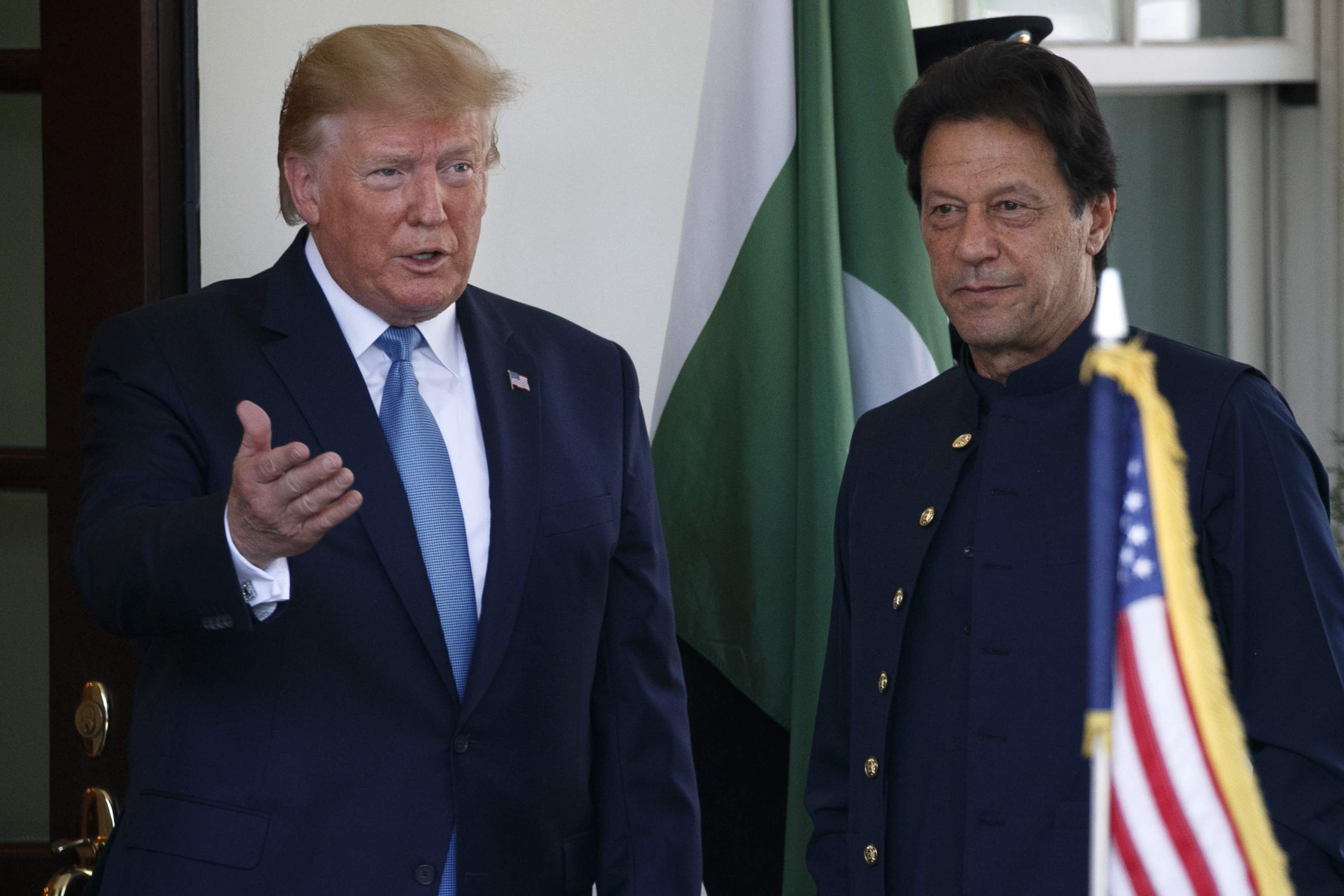 US unlikely to lift freeze on security assistance to Pakistan, hints Prez Trump