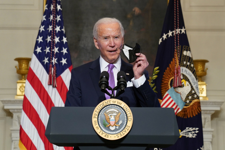US to purchase additional 200 million Covid vaccine doses: Biden