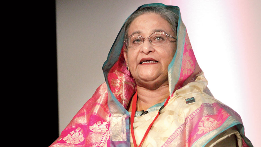 Communalism in India will have impact on Hindus in Bangladesh: Sheikh Hasina