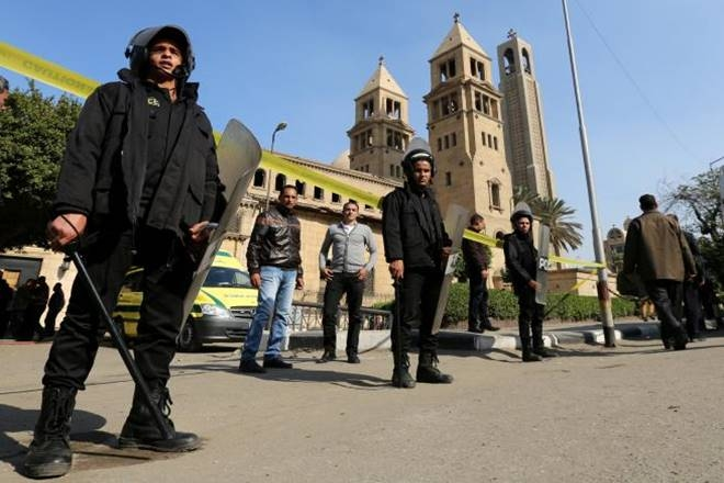 15 people arrested in connection with attack on church in Cairo,Egypt