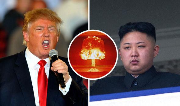 nuclearwarning:northkoreaplaninganothernuketestondonaldtrump'sinauguration