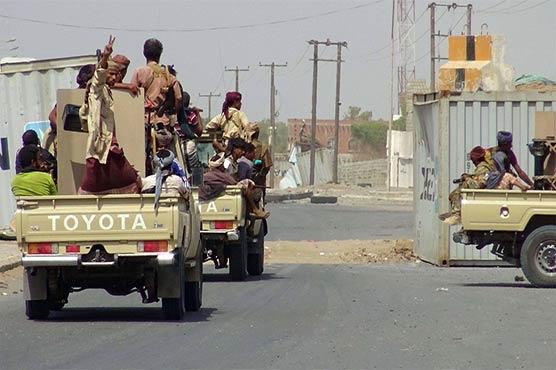 149 people killed as Yemen rebels hold back loyalists in Hodeida