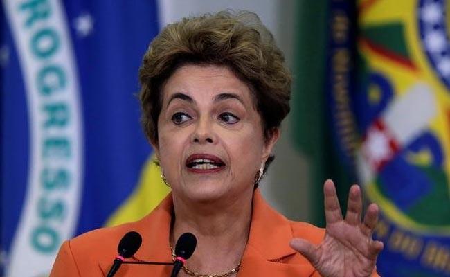 Brazil President Dilma Rousseff takes impeachment fight to court