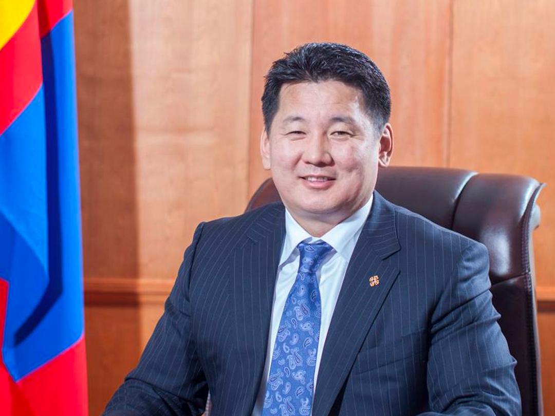 Mangolia PM Ukhnaagiin Khurelsukh resigns