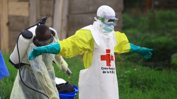 UN holds high-level meeting on Ebola outbreak in Congo