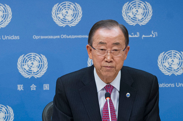 130 million people depend on assistance to survive: Ban Ki-moon