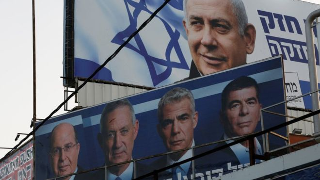 Voting begins in Israel to elect new parliament