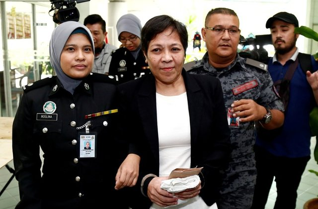 Malaysia court sentenced Australian woman to death for drug-trafficking