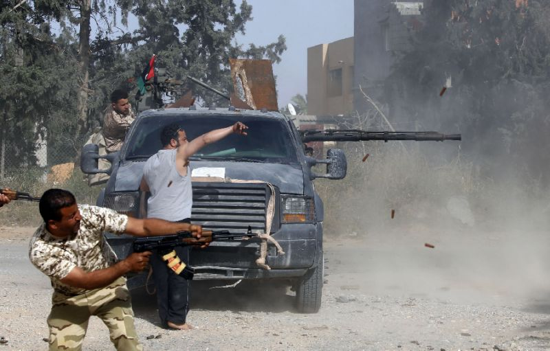 390 killed since Khalifa Haftar launched offensive against Libyan capital
