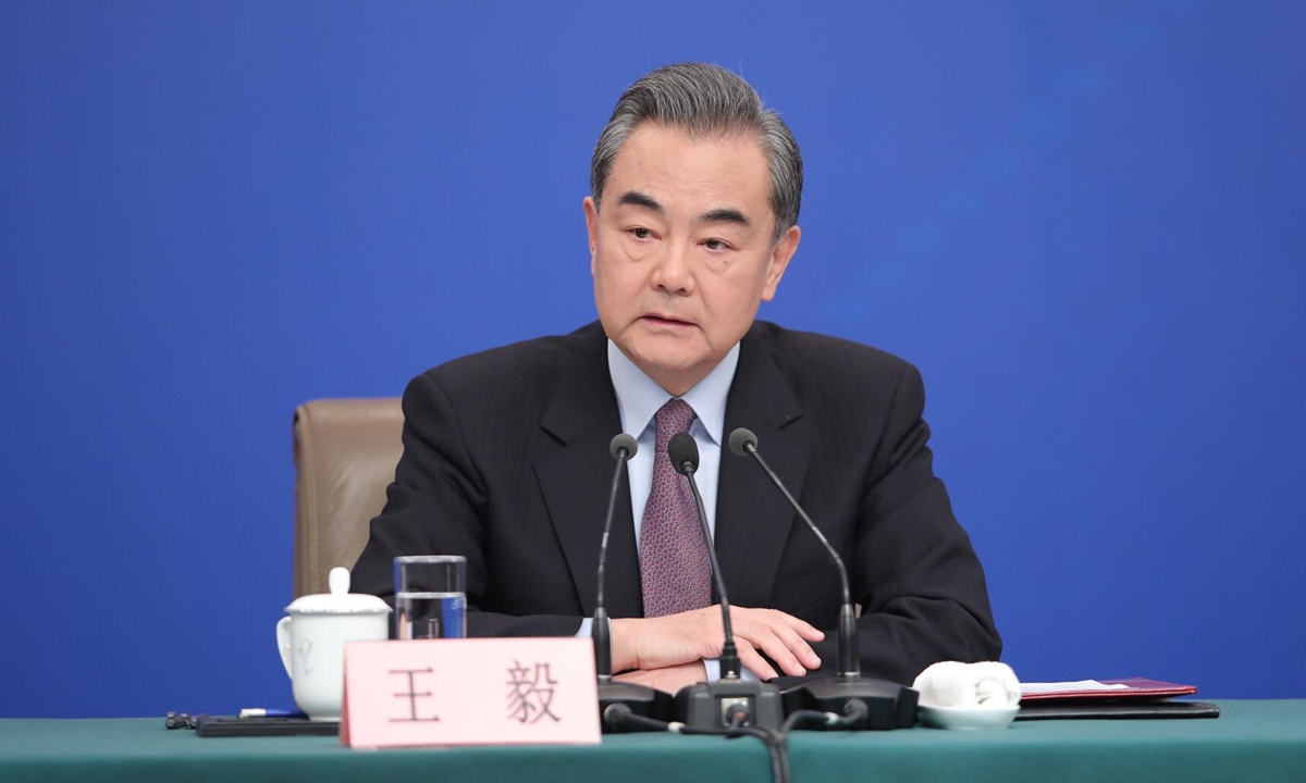 China and India should continue to adhere to the strategic consenses that they do not pose a threat to each other: Chinese FM Wang Yi