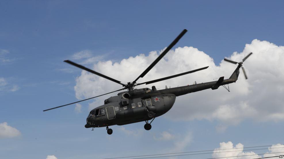 Russian Helicopter Crash in Siberia Kills 19