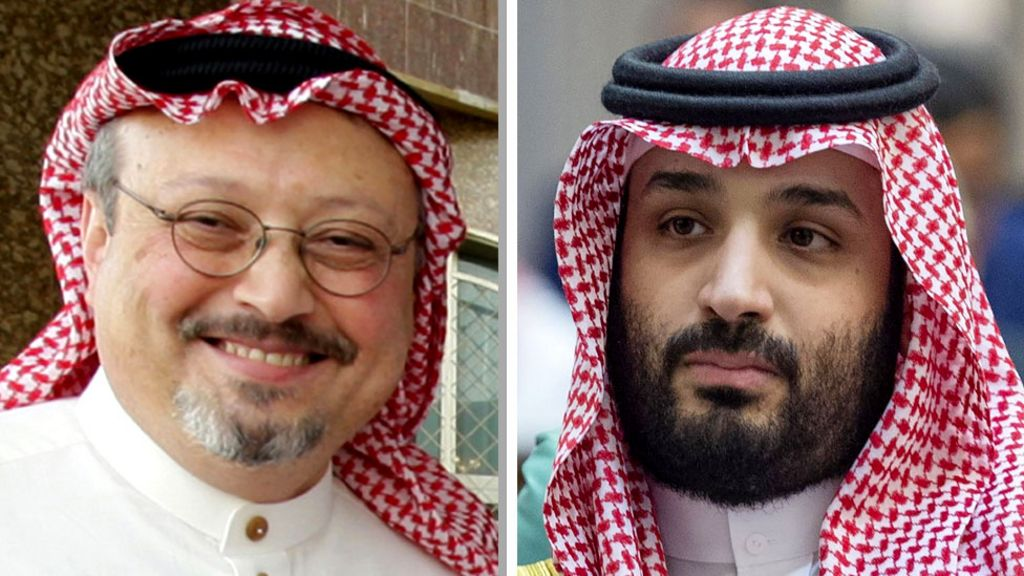 Saudi Arabia rejects US report implicating MBS in journalist