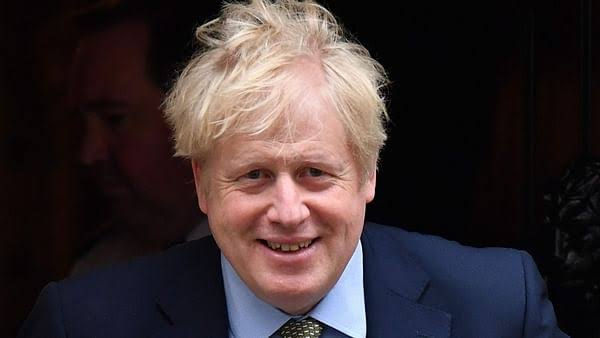 British PM Boris Johnson meets 16 African leaders at investment summit