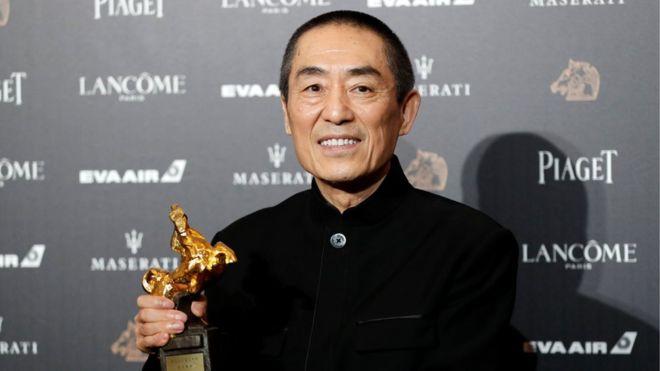 Golden Horse: Zhang Yimou