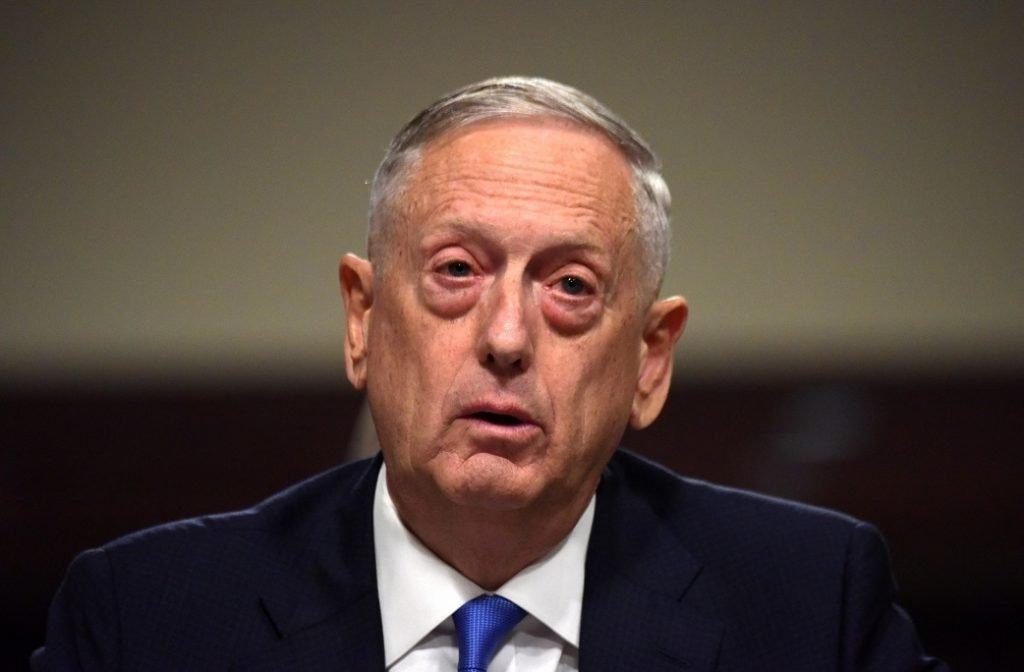 Jim Mattis accuses North Korea of threatening