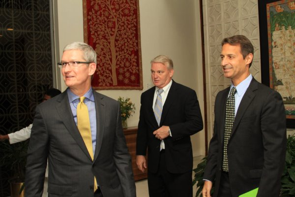 Why investors hope India might be Apple's new China