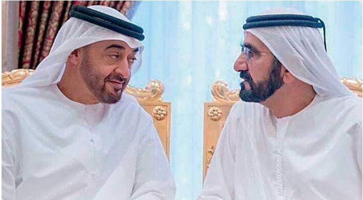 CP thanks Sheikh Mohammed for serving UAE for 50 years