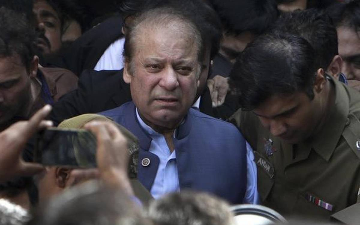 Danger to Nawaz Sharif