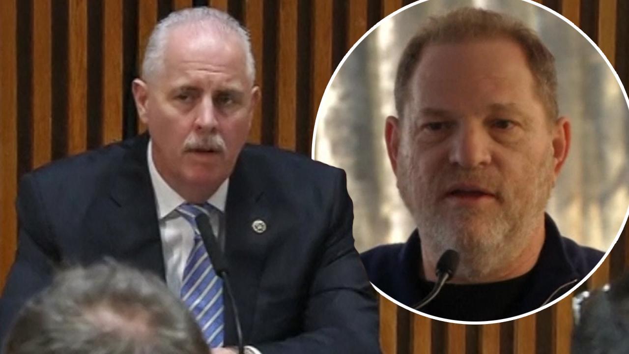 Rape allegations against Weinstein